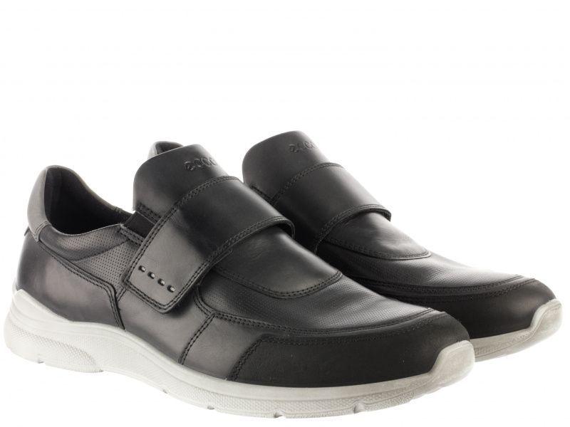 Cлипоны для мужчин ECCO IRONDALE ZM3634 брендовая обувь, 2017