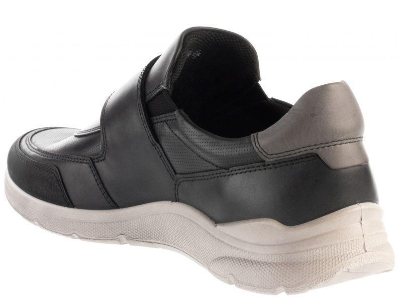 Cлипоны для мужчин ECCO IRONDALE ZM3634 размерная сетка обуви, 2017