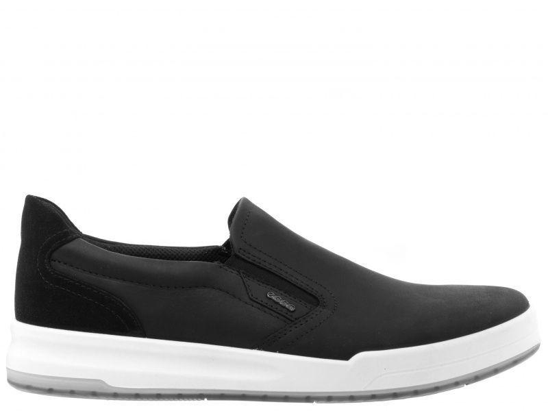 Cлипоны мужские ECCO JACK ZM3636 размерная сетка обуви, 2017
