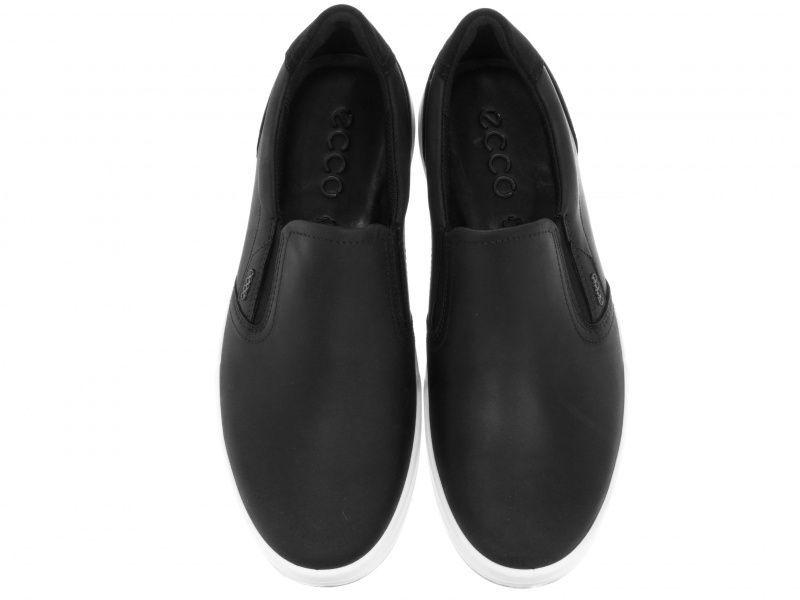 Cлипоны мужские ECCO JACK ZM3636 купить обувь, 2017