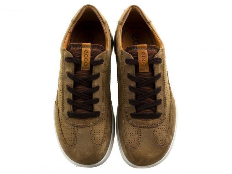 Полуботинки мужские ECCO IOWA ZM3647 цена обуви, 2017