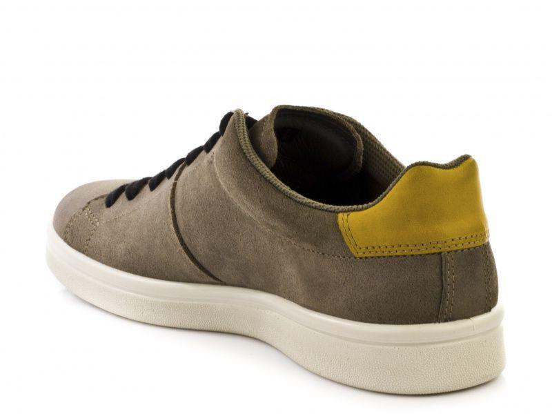 Полуботинки мужские ECCO KALLUM ZM3654 брендовая обувь, 2017