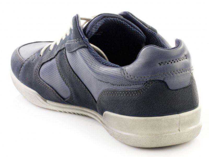 Полуботинки мужские ECCO ENRICO ZM3660 брендовая обувь, 2017