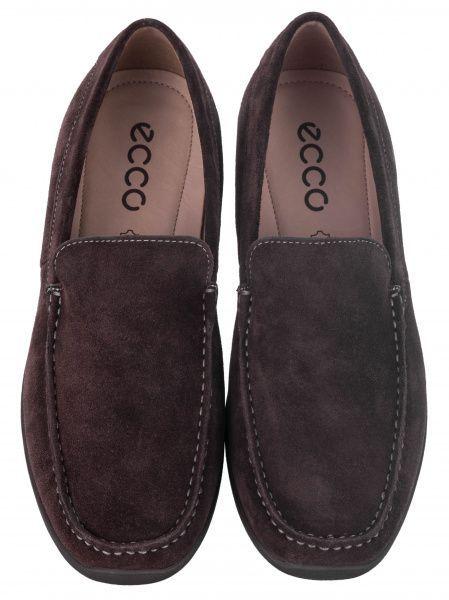 Мокасины мужские ECCO DALLAS MOC ZM3664 размеры обуви, 2017
