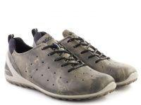 мужская обувь ECCO зеленого цвета качество, 2017