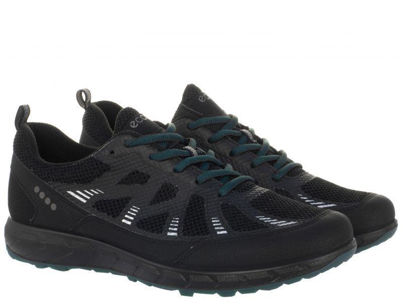 Кроссовки для мужчин ECCO TERRATRAIL ZM3682 примерка, 2017