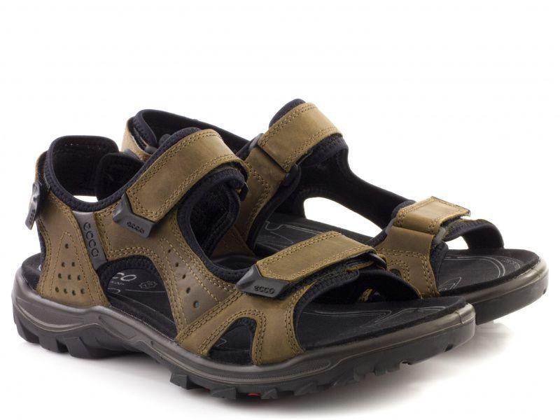 Сандалии мужские ECCO OFFROAD LITE ZM3683 размерная сетка обуви, 2017