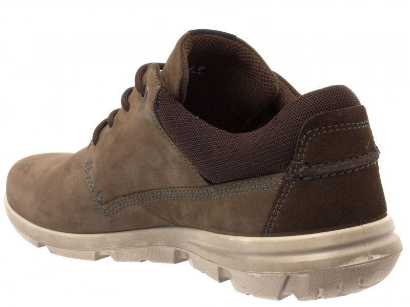 Полуботинки мужские ECCO CALGARY ZM3689 размерная сетка обуви, 2017