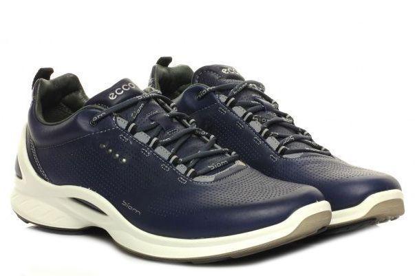 Кроссовки для мужчин ECCO BIOM FJUEL ZM3692 примерка, 2017