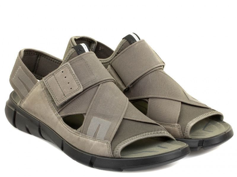 Сандалии для мужчин ECCO INTRINSIC ZM3702 размерная сетка обуви, 2017