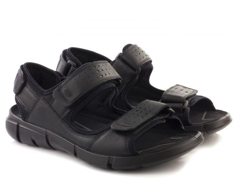 Сандалии для мужчин ECCO INTRINSIC ZM3703 размерная сетка обуви, 2017