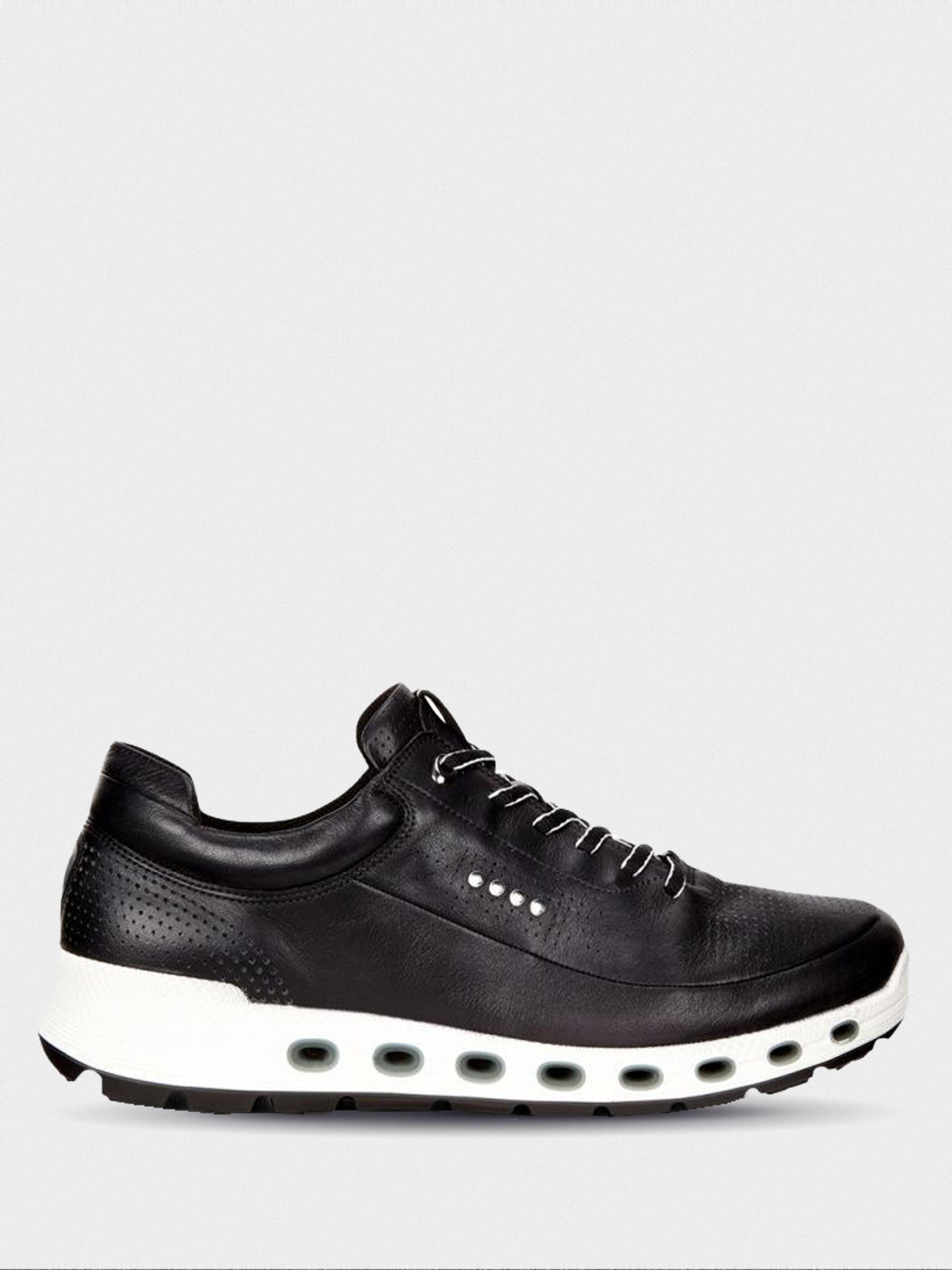 чоловічі кросівки ecco cool 2.0 842514(01001) шкіряні