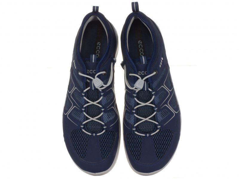 Кроссовки для мужчин ECCO TERRACRUISE ZM3712 примерка, 2017