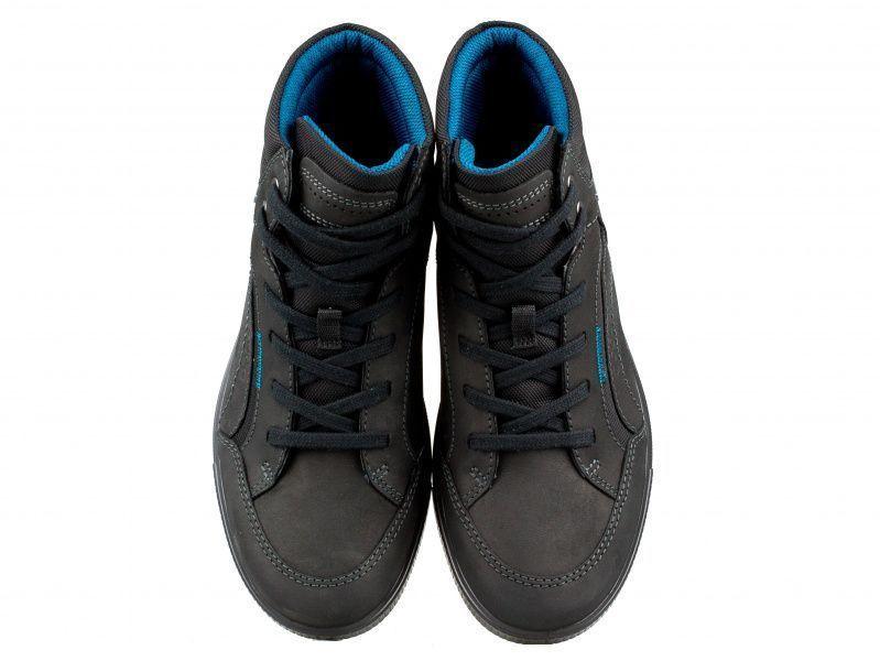 Ботинки для мужчин ECCO ENNIO ZM3730 цена обуви, 2017