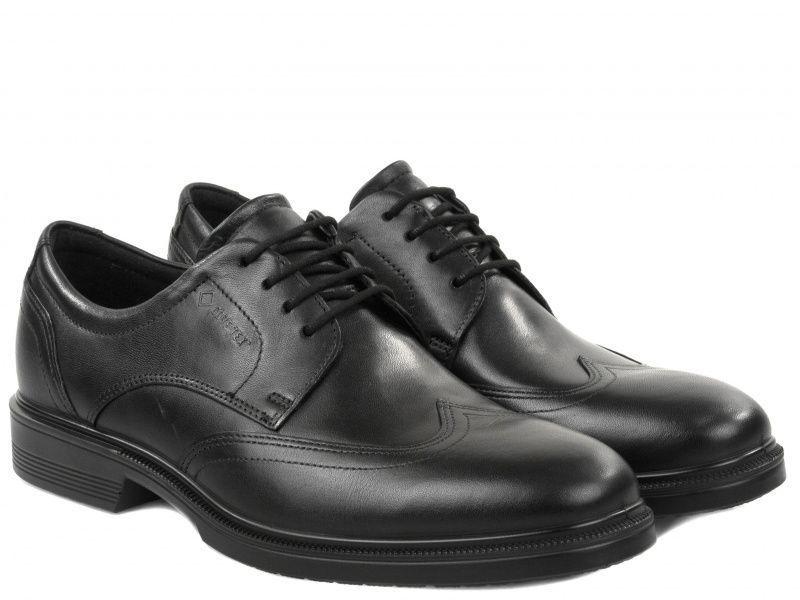 Туфли для мужчин ECCO LISBON ZM3731 купить обувь, 2017