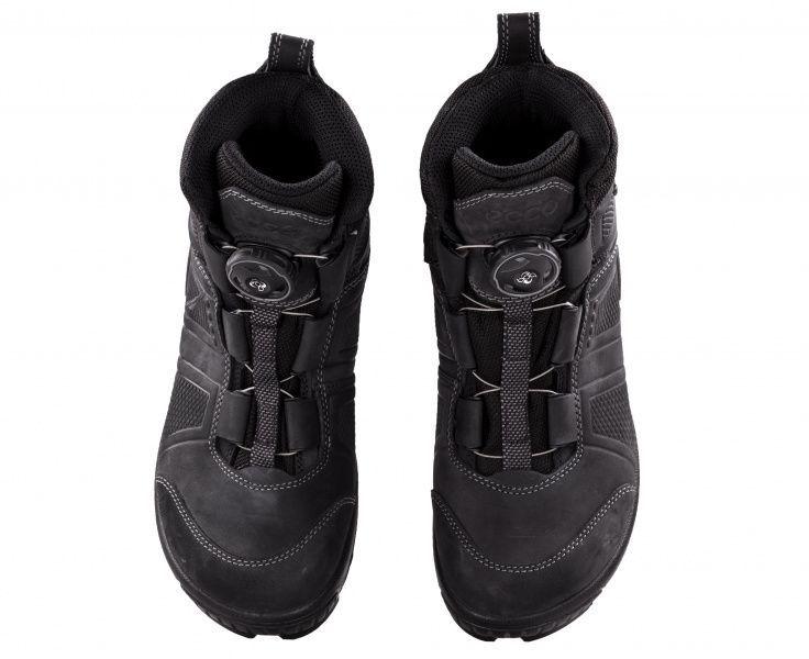 Ботинки для мужчин ECCO BIOM HIKE ZM3733 примерка, 2017