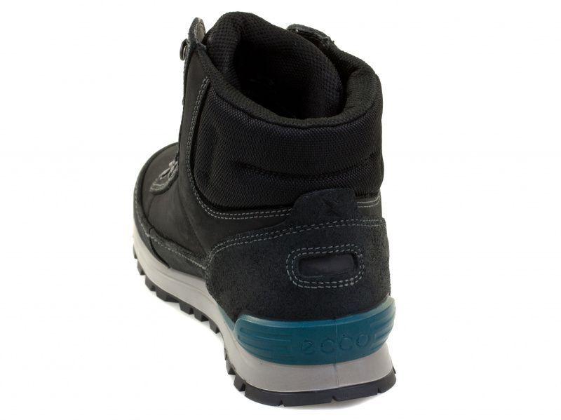 Ботинки мужские ECCO OREGON ZM3737 купить обувь, 2017