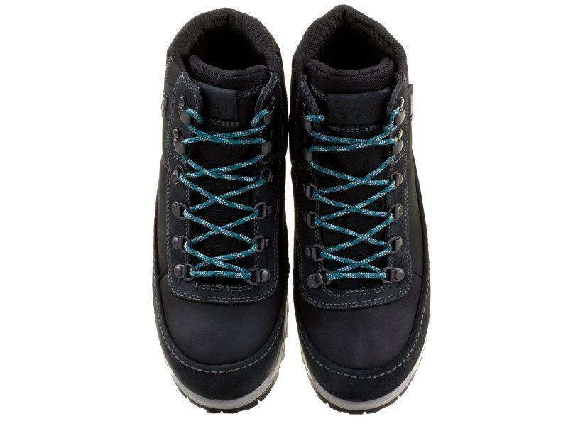 Ботинки для мужчин ECCO OREGON ZM3737 купить обувь, 2017
