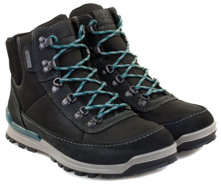 Ботинки для мужчин ECCO OREGON ZM3737 брендовая обувь, 2017