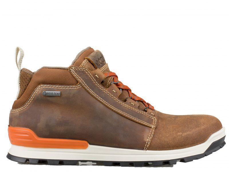 Ботинки для мужчин ECCO OREGON ZM3738 брендовая обувь, 2017