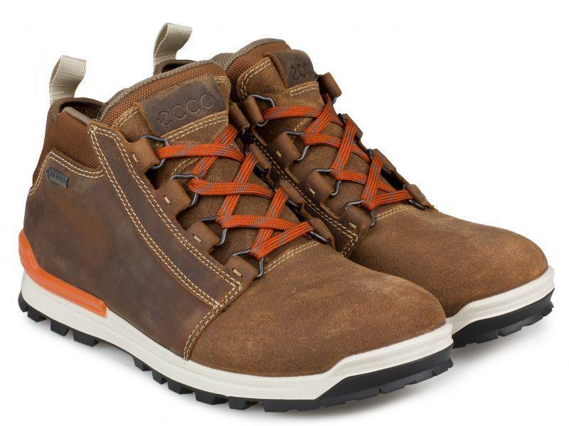 Ботинки для мужчин ECCO OREGON ZM3738 цена, 2017