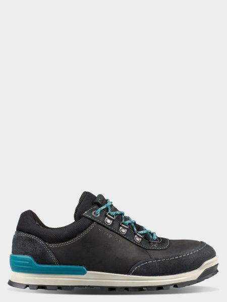 Полуботинки для мужчин ECCO OREGON ZM3739 брендовая обувь, 2017