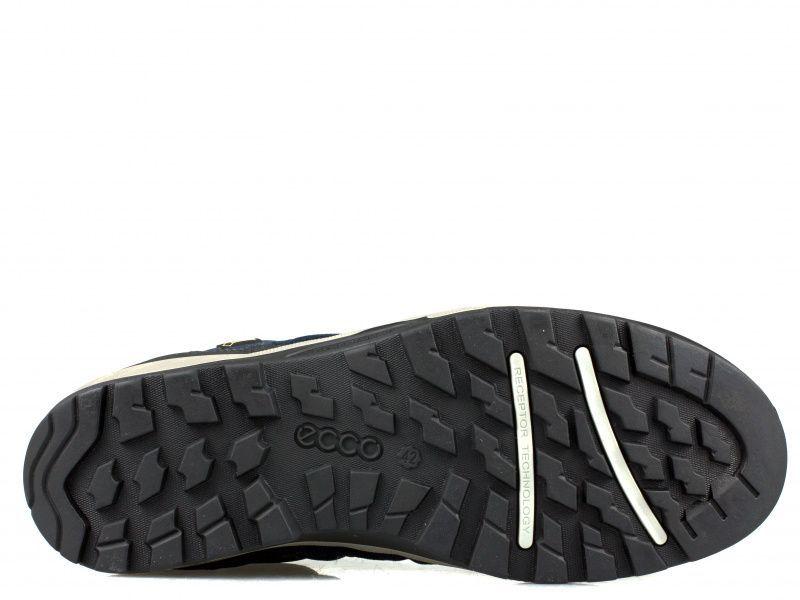 Полуботинки мужские ECCO YURA ZM3741 брендовая обувь, 2017