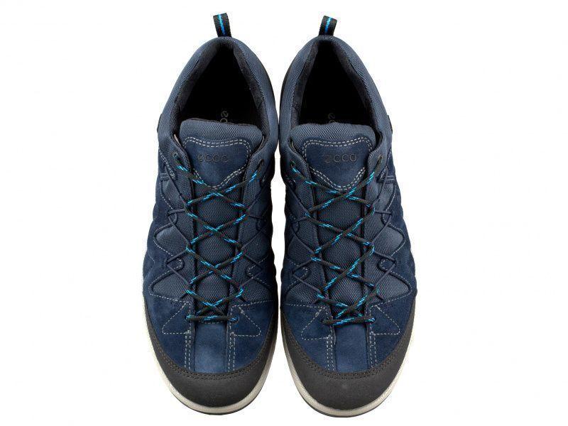 Полуботинки мужские ECCO YURA ZM3741 цена обуви, 2017