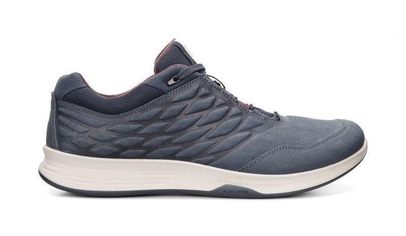Кроссовки для мужчин ECCO EXCEED ZM3747 размерная сетка обуви, 2017