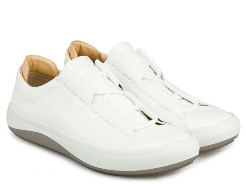 Купить Полуботинки мужские ECCO KINHIN MEN'S ZM3750, Белый