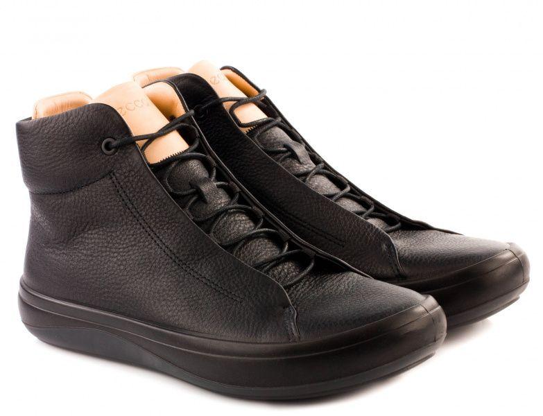 Купить Ботинки мужские ECCO KINHIN MEN'S ZM3751, Черный