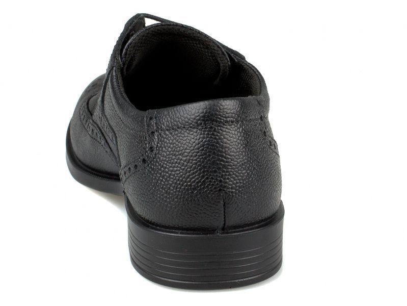 Туфли мужские ECCO HAROLD ZM3754 размерная сетка обуви, 2017