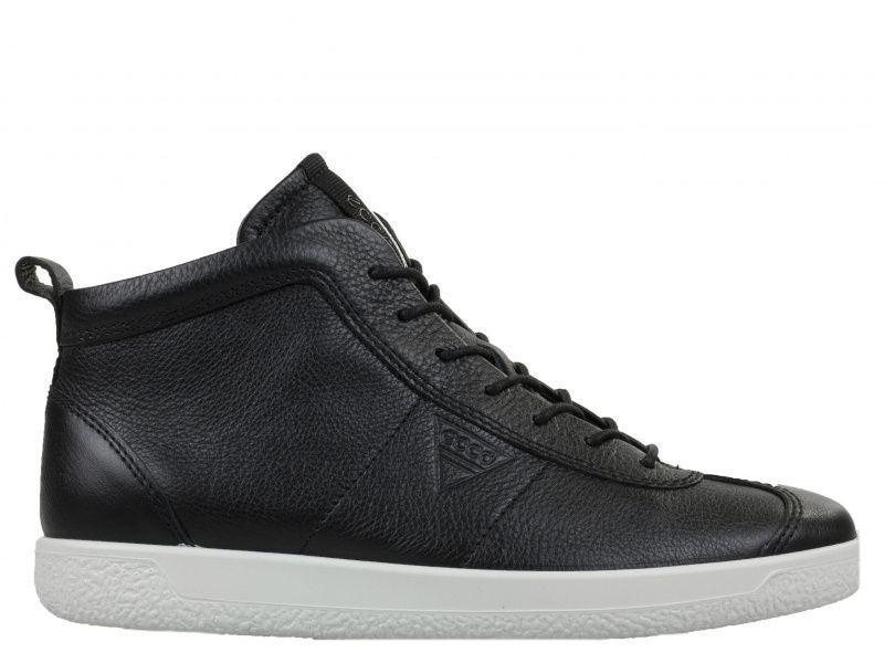 Ботинки для мужчин ECCO SOFT 1 MEN ZM3765 размерная сетка обуви, 2017