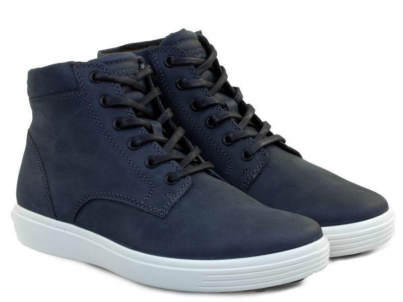 Ботинки мужские ECCO SOFT 7 MEN'S ZM3772 цена обуви, 2017