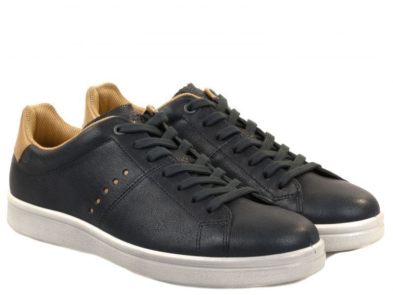 Полуботинки для мужчин ECCO KALLUM ZM3778 размерная сетка обуви, 2017