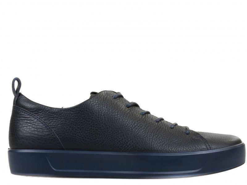 Полуботинки для мужчин ECCO SOFT 8 MEN'S ZM3781 размеры обуви, 2017