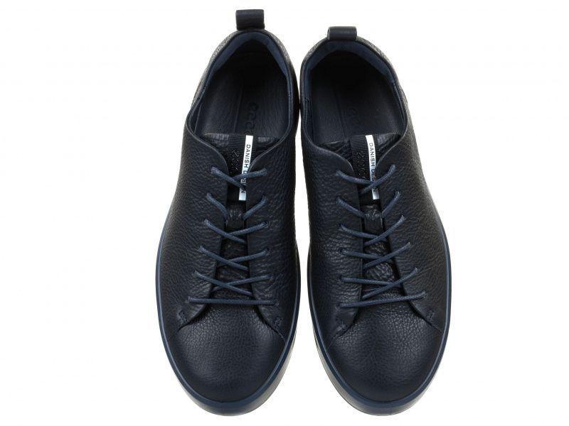 Полуботинки для мужчин ECCO SOFT 8 MEN'S ZM3781 модная обувь, 2017