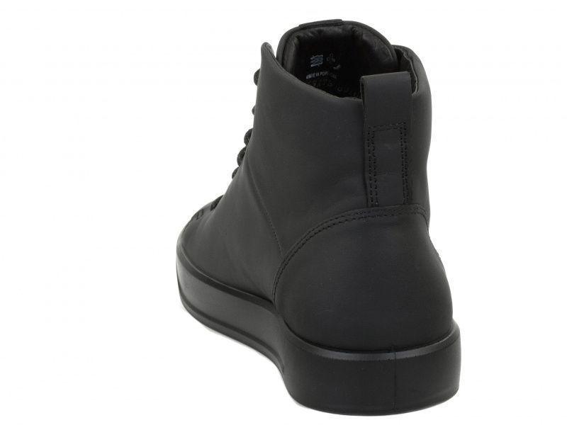 Ботинки мужские ECCO SOFT 8 MEN'S ZM3784 размерная сетка обуви, 2017