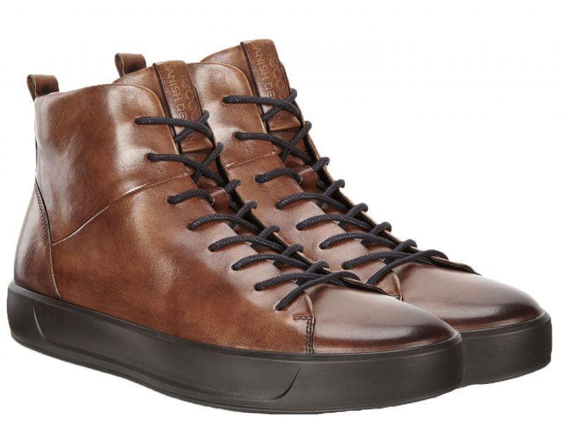 Ботинки мужские ECCO SOFT 8 MEN'S ZM3786 цена обуви, 2017