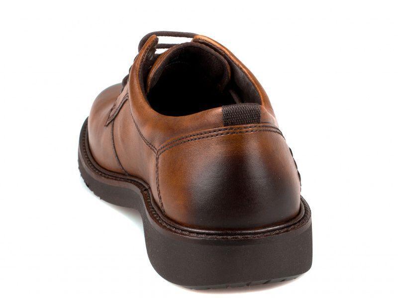 Туфли для мужчин ECCO IAN ZM3787 размерная сетка обуви, 2017
