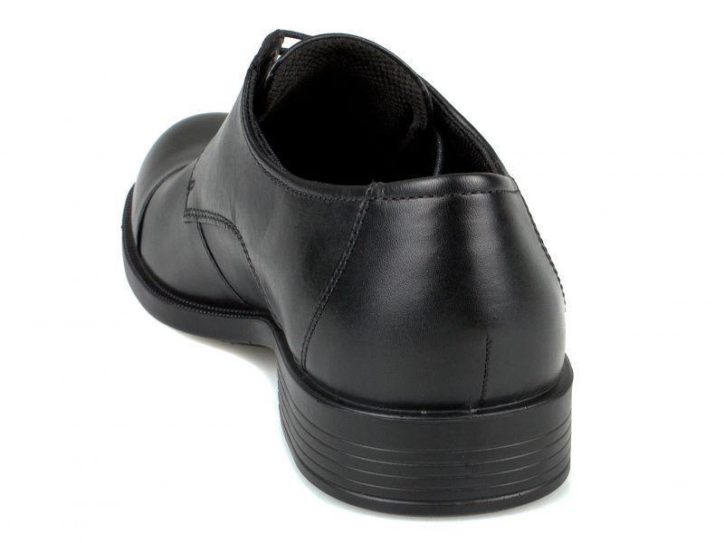 Туфли мужские ECCO HAROLD ZM3804 размерная сетка обуви, 2017