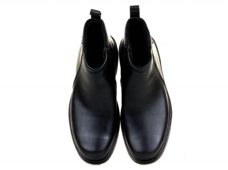 Ботинки для мужчин ECCO HOLTON ZM3805 размерная сетка обуви, 2017