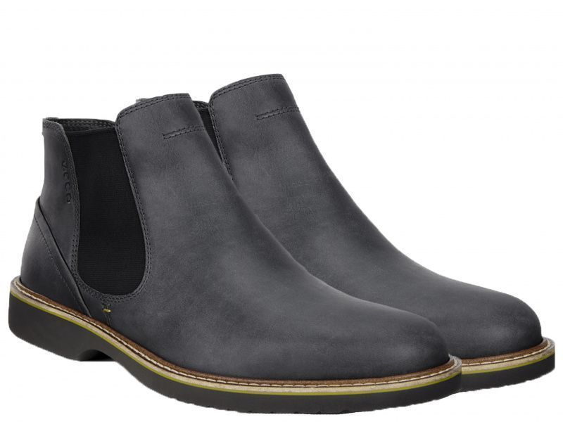Ботинки мужские ECCO IAN ZM3806 размеры обуви, 2017