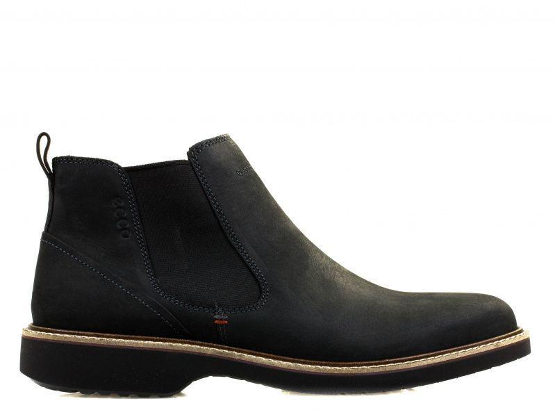 Ботинки мужские ECCO IAN ZM3806 размерная сетка обуви, 2017