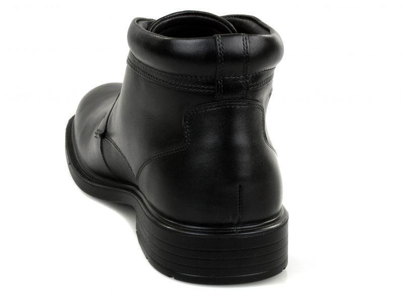 Ботинки для мужчин ECCO INGLEWOOD ZM3807 размерная сетка обуви, 2017