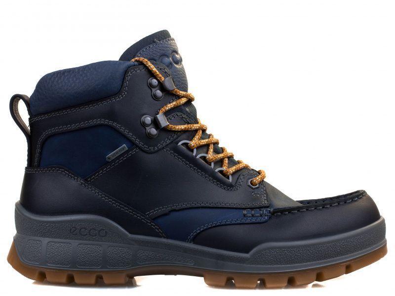 Ботинки для мужчин ECCO TRACK 25 ZM3808 размерная сетка обуви, 2017