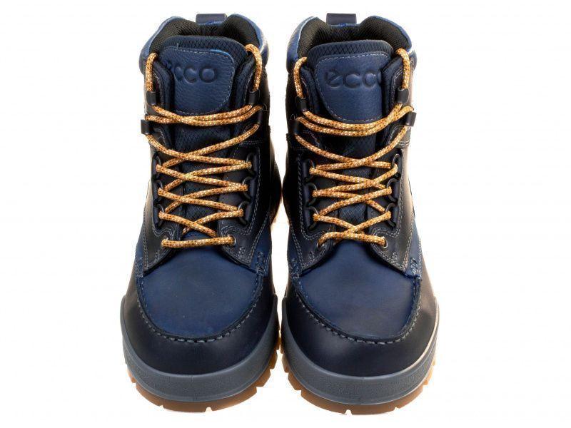 Ботинки для мужчин ECCO TRACK 25 ZM3808 примерка, 2017
