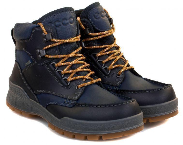Ботинки для мужчин ECCO TRACK 25 ZM3808 брендовая обувь, 2017