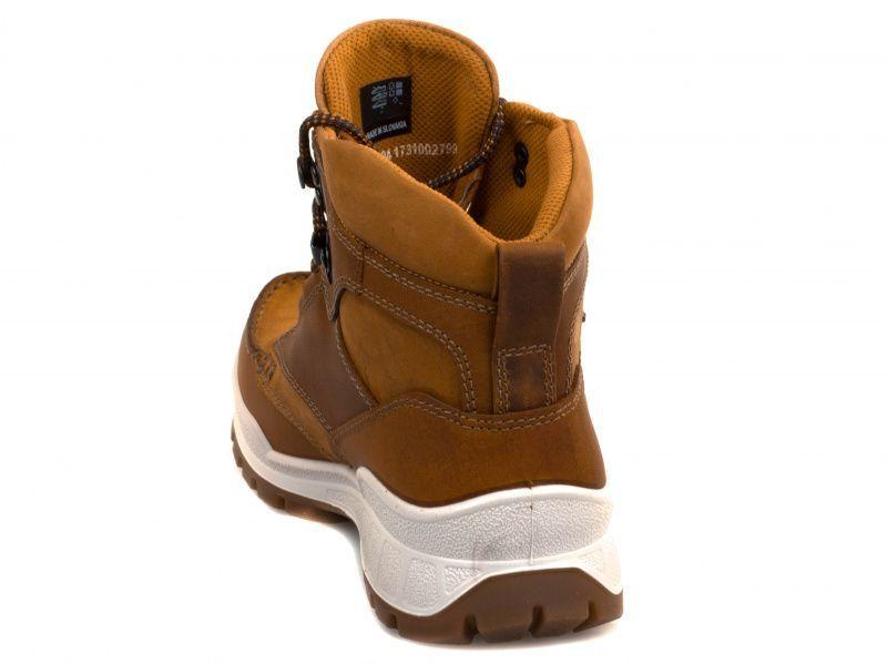 Ботинки для мужчин ECCO TRACK 25 ZM3809 размерная сетка обуви, 2017