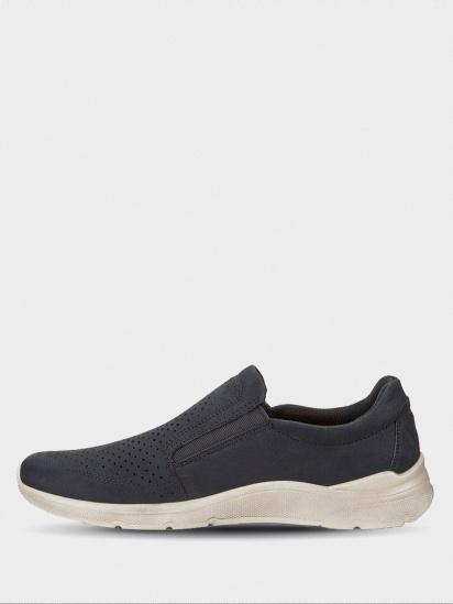 Полуботинки для мужчин ECCO IRVING ZM3845 размеры обуви, 2017